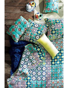 zigon-tilework-quilt by anthropologie
