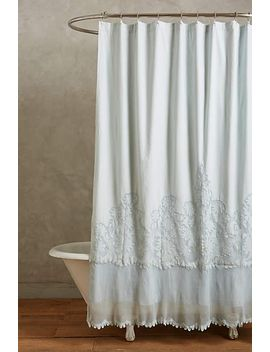 caprice-shower-curtain by pom-pom-at-home