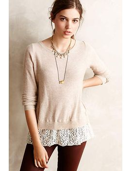 lace-parted-pullover by angel-of-the-north