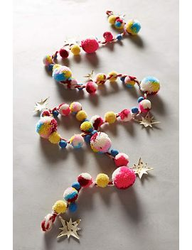 wishing-star-garland by anthropologie