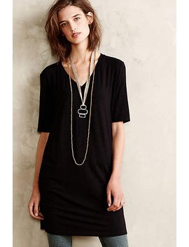 slubbed-tee-tunic by dolan-left-coast
