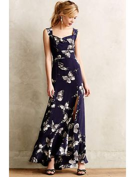 silk-aflutter-maxi-dress by plenty-by-tracy-reese