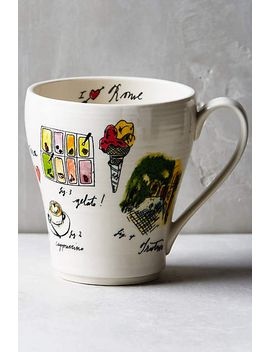 city-vignette-mug by linea-carta