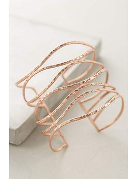 clustered-crest-cuff by anthropologie