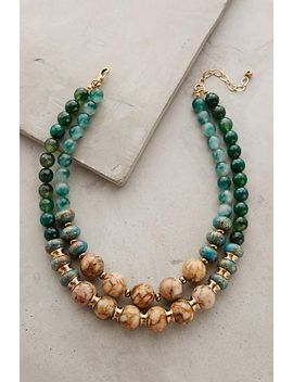 rona-layered-necklace by anthropologie