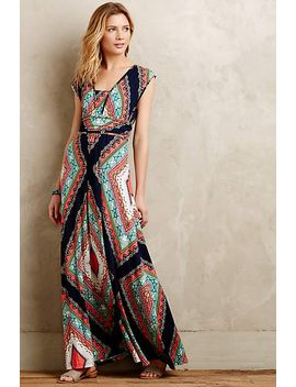 verda-maxi-dress by anthropologie