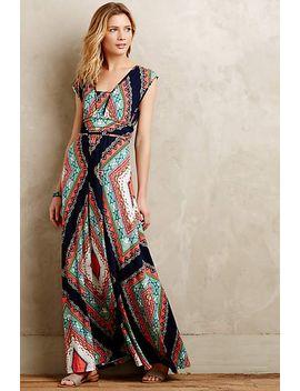 verda-maxi-dress by anthropologie