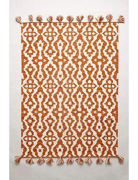 tasseled-chanda-rug by anthropologie