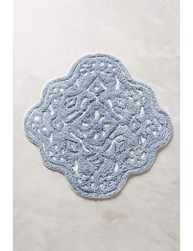 mosaic-tile-bath-mat by anthropologie