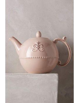 fleur-de-lys-teapot by anthropologie