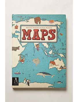 maps by anthropologie