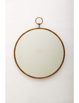 hoop-mirror by anthropologie