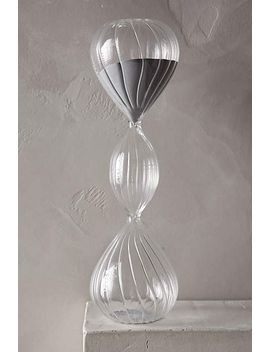 shimmering-sand-hourglass by anthropologie