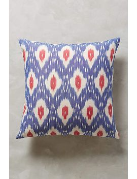 americana-ikat-pillow by anthropologie