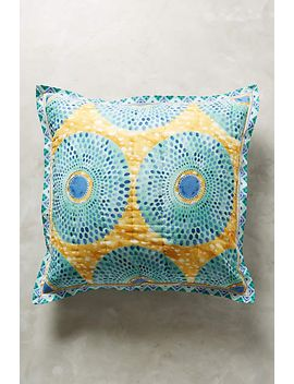 crackled-batik-euro-sham by anthropologie