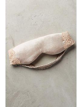 reverie-silk-sleep-mask by anthropologie
