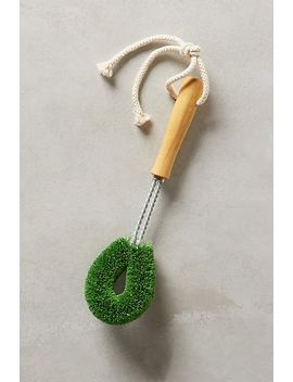 coconut-fiber-dish-brush by anthropologie