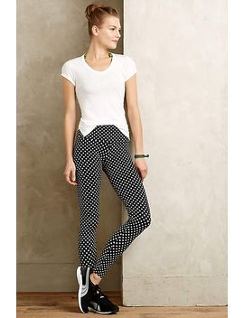dotted-high-rise-leggings by anthropologie