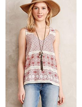 juni-sleeveless-top by anthropologie