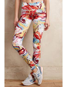 splatter-art-leggings by onzie