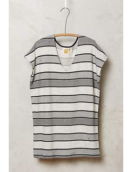 averie-v-neck-tunic by anthropologie
