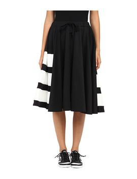Bold Stripe Skirt by Adidas Y 3 By Yohji Yamamoto