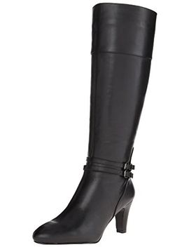 bandolino-womens-wiser-leather-riding-boot by bandolino