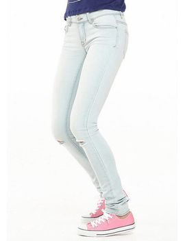 Taylor Skinny Jeans by Delia's