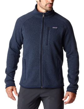 patagonia---better-sweater-fleece-jacket---mens by patagonia