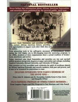 the-divine-nine:-the-history-of-african-american-fraternities-and-sororities by amazon