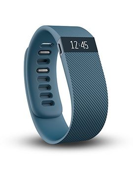 fitbit-charge-wireless-activity-wristband,-slate,-large by fitbit