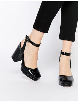 asos-pentagon-high-heels by asos-collection