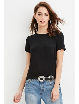 classic-pocket-tee by forever-21