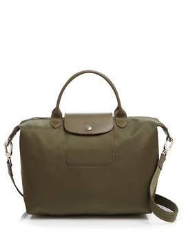 le-pliage-neo-medium-nylon-tote by longchamp