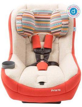 Maxi Cosi Pria 70 Convertible Car Seat   Bohemian Red by Maxi Cosi Pria 70<Span></Span>