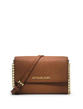 large-saffiano-leather-phone-crossbody-bag by michael-michael-kors