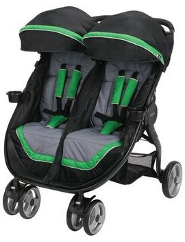 Graco Fast Action Fold Duo Click Connect Stroller   Fern   One Size by Graco Fast Action Fold Duo<Span></Span>