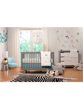 Babyletto Hudson 3 In 1 Convertible Crib   Gray by Babyletto   Hudson<Span></Span>