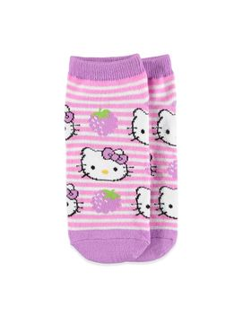 striped-hello-kitty-socks by forever-21