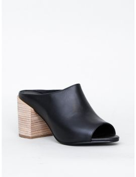 "Filly Leather Shoe by ""Intentionally           ."""
