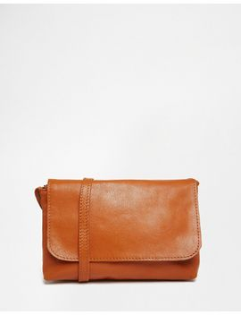 asos-soft-leather-cross-body-bag by asos-collection