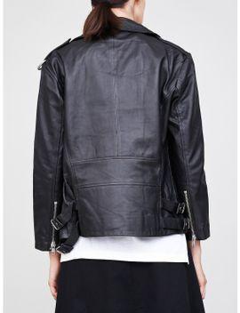La Slouch Rider Jacket by Oak