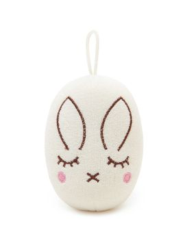bunny-bath-loofah by forever-21