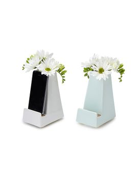 bedside-smartphone-vase by heather-and-myles-geyman