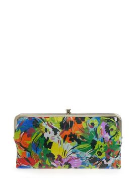 lauren-leather-double-frame-clutch by hobo