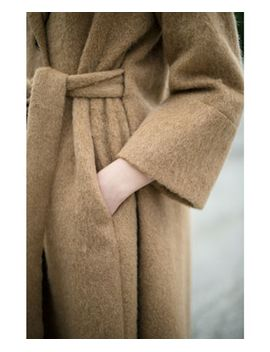 Shelby Swing Coat by No. 6