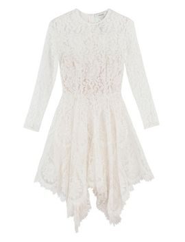 snow-hanky-halo-dress by lover