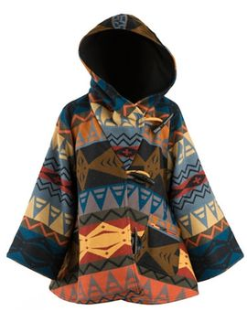 ceremonial-stripe-trench-cloak by lindsey-thornburg