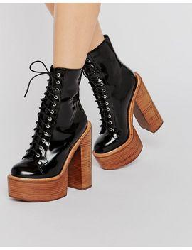 jeffrey-campbell-paulita-mega-platform-lace-up-ankle-boots by boots