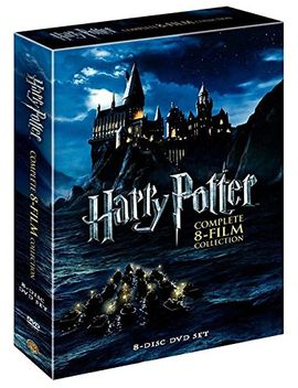 harry-potter:-the-complete-8-film-collection by amazon